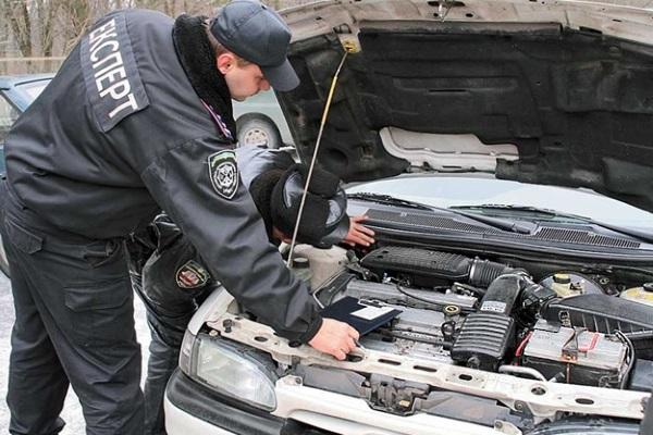 Проверка автомобиля на угон в Госавтоинспекции