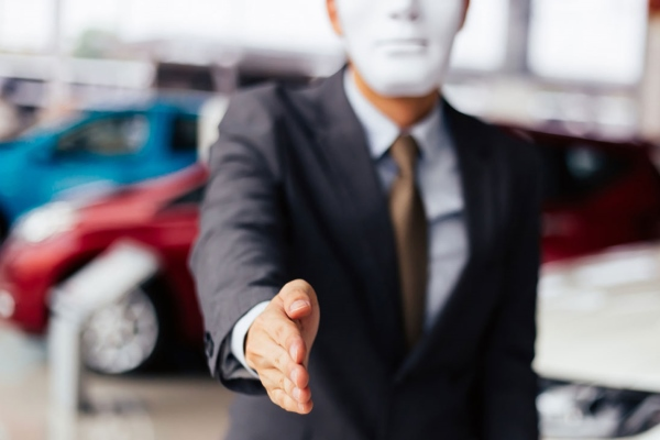 Мошенничество при покупке авто