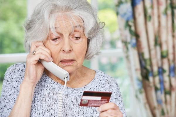 Мошенничество с банковской картой по телефону