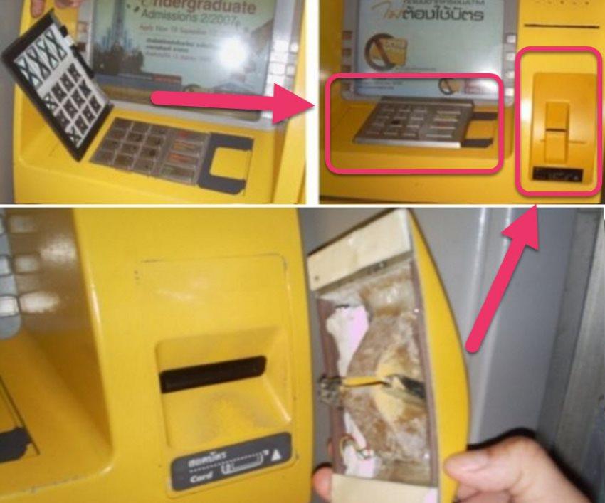 Фальшивые банкоматы