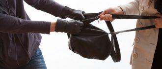 Борьба за сумку