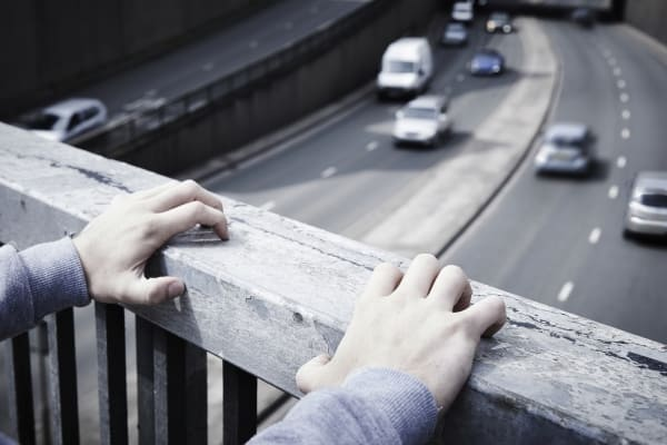 Покушение на самоубийство